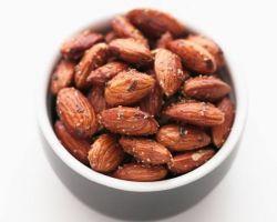 Roasted almond roasted badam, 250 gm
