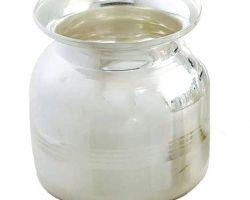 Chandi ka lota silver louta 500ml capacity