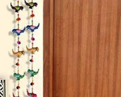 Bird door hanging wall hanging latkan set of 2code 2