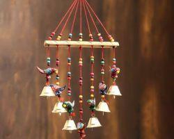 Bell wind chimes door wind chimes