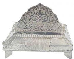 Chandi ka singhasan silver sinhasan