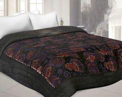 Jaipuri velvet quilt shaneel ki Rajai double bed