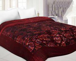 Jaipuri velvet quilt shaneel ki Rajai double bed cod 2