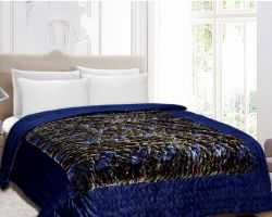 Jaipuri velvet rajai  shaneel ki rajai double bed code 3