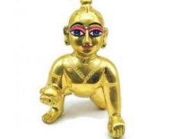 Laddu gopal idol laddu gopal vigrah laddu gopal murti 2 No.