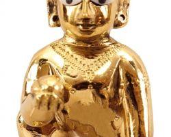 Laddu gopal vigrah laddu gopal idol brass laddu gopal murti 3 No.