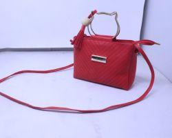 Bag handbag ladies bag red