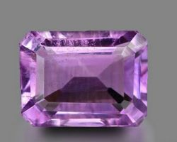 Amythest stone 5.75 ct