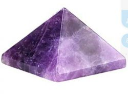 Pyramid amethyst Pyramid
