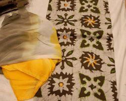 Bagru block print cotton dress material 3 piece code 3