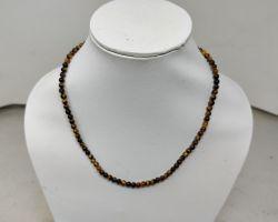 Tiger eye necklace tiger eye stone necklace