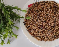 Daal  navrangi himalyan one tree nourangi dal  high in protein 500gm