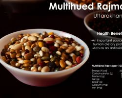Multihued  Rajma 500gm
