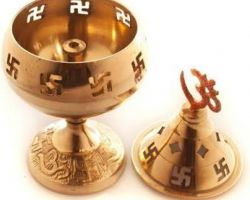 Akhand Deepak brass capacity 12 hour peetal ka akhand diya