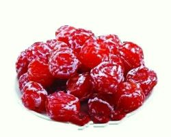 Dried strawberry sun dried strawberry excellent quality  200gm