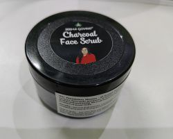 Face scrub Charcoal facescrub brand seema govind