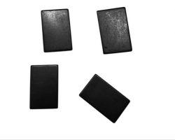 Anti radiation shungite stone chip for mobile pack of 2