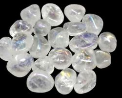 Crystal quartz tumbles clear crystal tumbled crystal clear piece 125gm