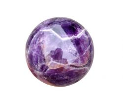 Amethyst ball natural amethyst stone ball 200gm