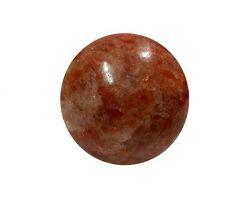 Sunstone ball natural sun stone ball 95gm