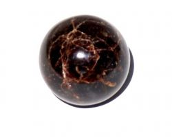 Garnet stone ball natural garnet ball 45gm