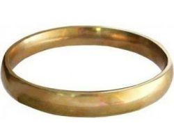 Punjabi kada brass metal kada brass bangle plain round