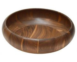 Wooden bowl big wooden bowl code 1