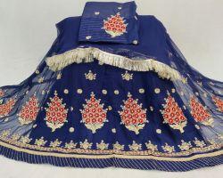 Rajputi dress rajputi poshak half pure with astar magji  code 3