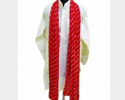 Sherwani dupatta men's lehriya dupatta men's scarf lehriya