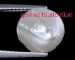 Basra pearl natural Basra pearl 4.25 carrot Basra ka moti