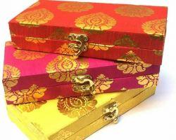 Shagun box fancy gift box set of 2