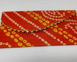 Fancy envelope shagun envelope bandhej design set of 3