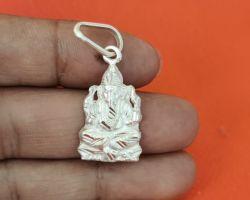Ganesh silver locket ganesh silver pendant