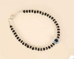 Najariya silver bracelet evil eyes silver bracelet