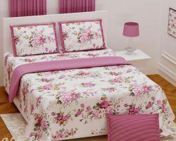 Bedsheet cotton double bed printed 108×108 Nandini mega