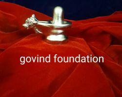 Parad shivling with gomukhi golden parad shivling 2 inches