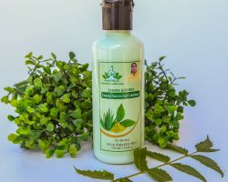 Hair conditioner - green tea alovera 200ml brand seema govind