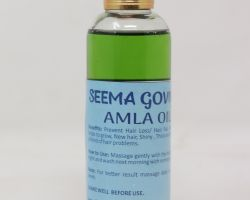 Amla oil pure 200 ml brand seema govind