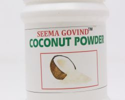 Coconut powder 250G M  brand seema govind