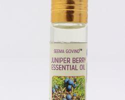 Juniper berry essential oil 10ml  brand seema govind