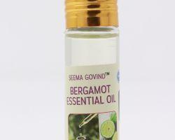 Bergamot essential oil 1oml brand seema govind