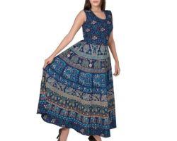 Jaipuri Print cotton kurti. code. F