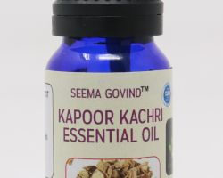 kapoor kachri essential oil brand seema govind