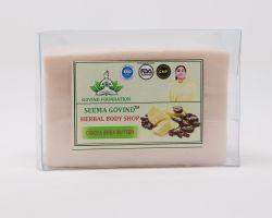 Cocoa shea butter soap brand seema Govind