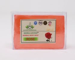 Seema govind Rose soap
