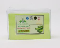 Seema govind Aloevera soap