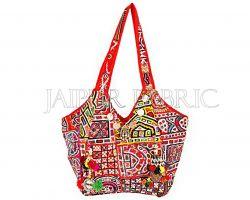 Jaipur handmade bag A5