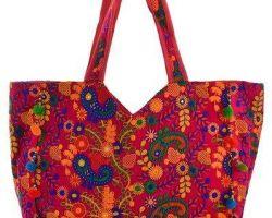 Jaipur handmade bag A6