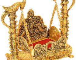 Swing kanhaiya jhula laddu gopal